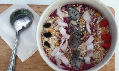 Smoothie Bowl makanan diet