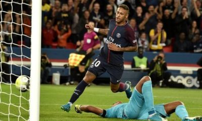 Paris St-Germain Neymar