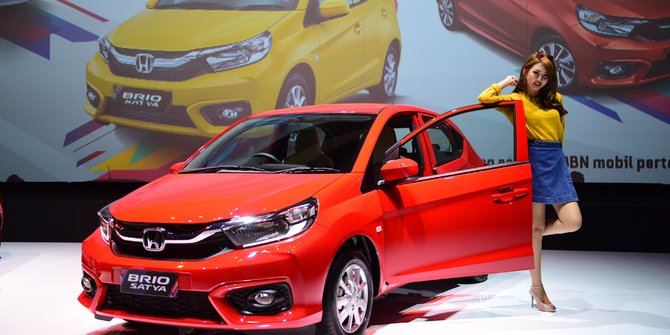Harga Honda All New Brio