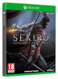 CD Game Sekiro